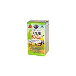 Garden of Life, Vitamin Code, Kids, Chewable Whole Food Multivitamin for Kids, Cherry Berry, 30 Chewable Bears - iHerb.com Preparaty