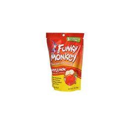 Funky Monkey Snacks, Applemon, Apple with Cinnamon, 1 oz (29 g) - iHerb.com Preparaty