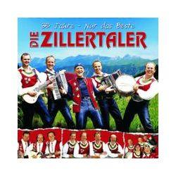 Musik: 35 Jahre-Nur Das Beste  von Die Zillertaler