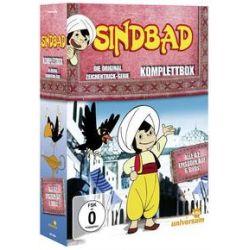 Film: Sindbad - Komplettbox  von Fumio Kurokawa, Shinichi Tsuji