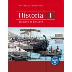 Historia. Podróże w czasie - podręcznik, klasa 1, gimnazjum - Tomasz Małkowski, Jacek Rześniowiecki