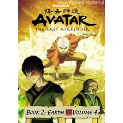 Avatar Book 2: Earth - Volume 4 (DVD 2007)