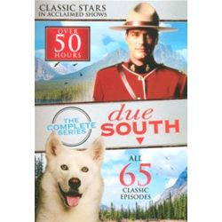 Due South: The Complete Series (DVD)