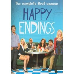 Happy Endings: The Complete First Season (DVD 2011)
