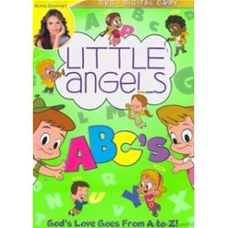 Little Angels: ABC's (DVD 2011)