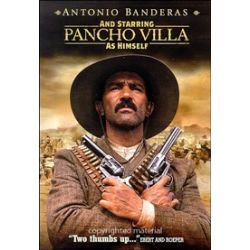 Starring Pancho Villa As Himself (DVD 2004)