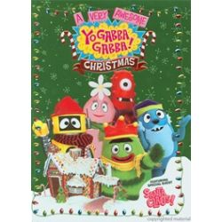 Very Awesome Yo Gabba Gabba! Christmas, A (DVD)