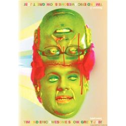 Tim And Eric Awesome Show, Great Job!: Season 2 (DVD 2007)