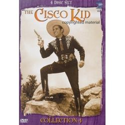 Cisco Kid, The: Collection Four (DVD 1950)