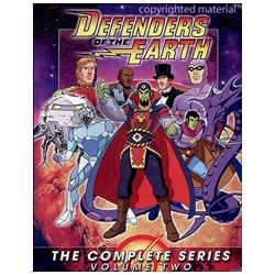 Defenders Of The Earth: Volume 2 (DVD)