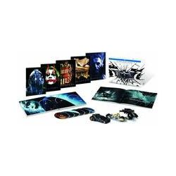 Film: The Dark Knight Trilogy - Ultimate Collector`s Edition  von Bob Kane, David S. Goyer, Christopher Nolan von Christopher Nolan mit Ken Watanabe, Rutger Hauer, Tom Wilkinson, Cillian Murphy, Gary