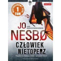 Człowiek nietoperz - książka audio na CD (CD) - Jo Nesbo