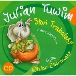 Słoń Trąbalski i inne wiersze... - książka audio na CD (CD) - Julian Tuwim