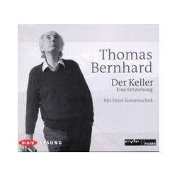 Hörbücher: Der Keller  von Thomas Bernhard
