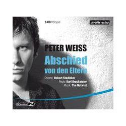 Hörbücher: Abschied von den Eltern von Peter Weiss von Karl Bruckmaier - 250_696242255307654643a42