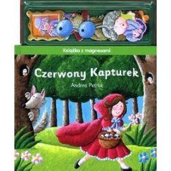 Czerwony Kapturek. Książka z magnesami