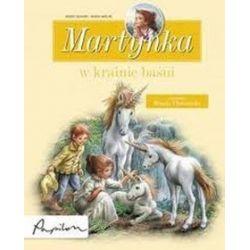 Martynka w krainie baśni. Zbiór opowiadań - Gilbert Delahaye