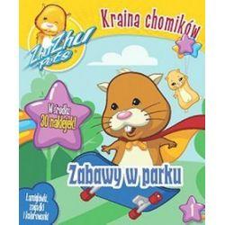 Zhu Zhu Pets - Kraina chomików. Zabawy w parku, część 1