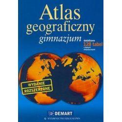 Atlas geograficzny - gimnazjum
