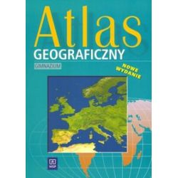 Atlas geograficzny, gimnazjum