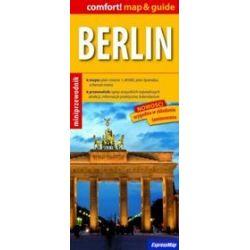Berlin Map & Guide - mapa z miniprzewodnikiem