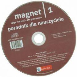 Magnet 1. Podręcznik dla naucz. -CD
