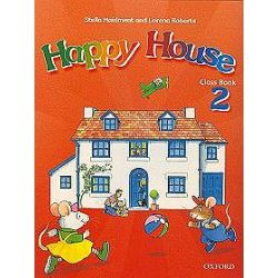 Happy House 2: Class Book - Stella Maidment, Lorena Roberts