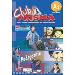 Język hiszpański, Club Prisma A1 - podręcznik , gimnazjum