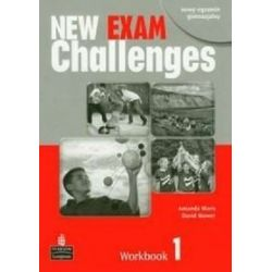 Język angielski. New Exam Challenges 1 - ćwiczenia, gimnazjum
