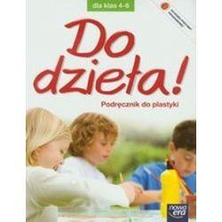 Plastyka. Do dzieła - podręcznik, klasa 4-6, szkoła podstawowa - J. Lukas, K. Onak