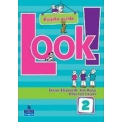 Język angielski. Look! 2 - podręcznik, klasa 4-6, szkoła podstawowa - Steve Elsworth, Jim Rose, Małgorzata Tetiurka