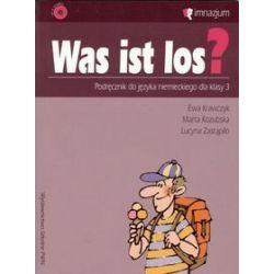 Język niemiecki, Was ist los? - podręcznik, klasa 3, gimnazjum - Marta Kozubska, Ewa Krawczyk, Lucyna Zastąpiło