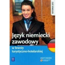 Język niemiecki zawodowy w branży turystyczno-hotelarskiej - zeszyt ćwiczeń, szkoła ponadgimnazjalna - Patryk Chomicki