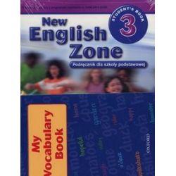 Język angielski. New English Zone 3 Students Book - podręcznik + zeszyt do słówek, szkoła podstawowa - Rob Nolasco