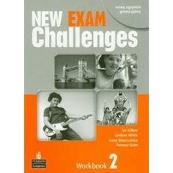 Język angielski. New Exam Challenges 2 - ćwiczenia, gimnazjum - Michael Harris, Amanda Maris, David Mower