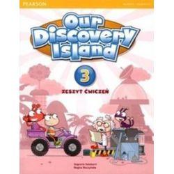 Język angielski. Our Discovery Island 3 - ćwiczenia, szkoła podstawowa - Regina Raczyńska, Sagrario Salaberri