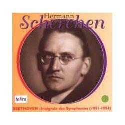 Musik: Die Symphonien Vol.1: Nrn.1-4  von Hermann Scherchen