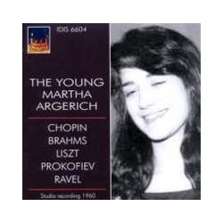 Musik: Die Junge Martha Argerich  von Martha Argerich