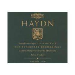 Musik: Sinfonien 21-39  von Adam Fischer, Austro-Hungarian Haydn Orchestra
