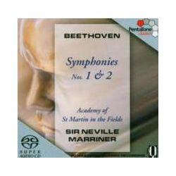 Musik: Sinfonie 1/Sinfonie 2  von Neville Marriner, AMF