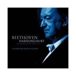 Musik: Sämtliche Sinfonien 1-9 (GA)  von Nikolaus Harnoncourt, COE