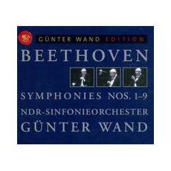 Musik: Sämtliche Sinfonien 1-9 (GA)  von NDR-Sinfonieorchester, Günter Wand, NDR Sinfonieorchester