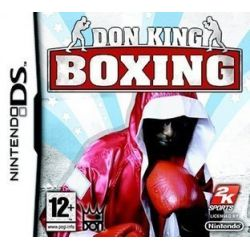 Don King Presents: Prizefighter Boxing DS Game Card