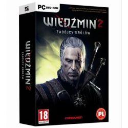 Wiedźmin 2: ZABÓJCY KRÓLÓW (PC) DVD