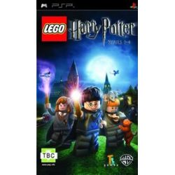 LEGO: Harry Potter Lata 1-4 (PSP) Sony PSP