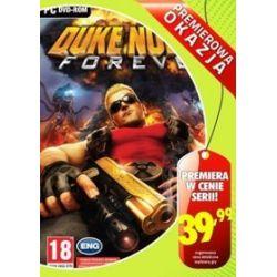 Duke Nukem Forever (Premierowa Okazja) (PC) DVD
