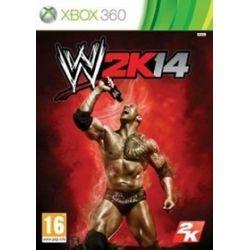 WWE 2K14 (X360) DVD