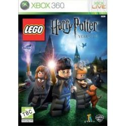 LEGO: Harry Potter Lata 1-4 Classics (Xbox 360) DVD