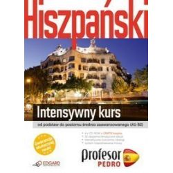 Profesor Pedro (hiszpański) - Intensywny kurs (PC) CD-ROM