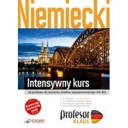 Profesor Klaus (niemiecki) - Instensywny kurs (PC) CD-ROM